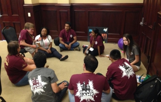 Grad Camp 2015 - Discussion Group