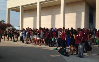 Grad Camp 2015 - War Hymn