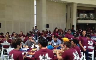 Grad Camp 2015 - Lunch